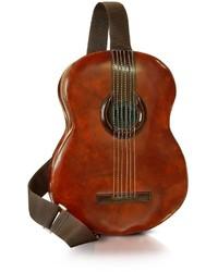 Pratesi Guitar Backpack Wmp3 Speaker Connection