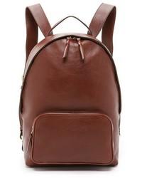 Lotuff leather zipper backpack medium 678286