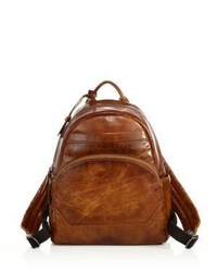 Frye Melissa Leather Backpack