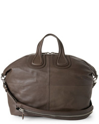 Givenchy Taupe Nightingale Medium Bag