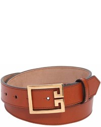 Givenchy 30mm 2g Leather Belt