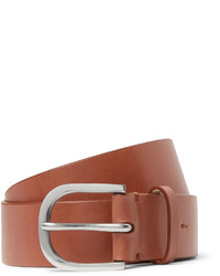 Paul Smith 4cm Tan Leather Belt