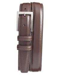 Torino Belts Aniline Leather Belt