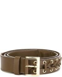 Balmain Braided Belt