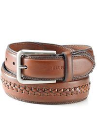 Tommy Hilfiger Big Tall Tapered Center Laced Belt