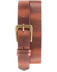 Bill Adler 1981 Wyatt Leather Belt