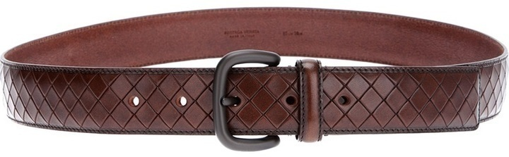 Bottega Veneta Embossed Belt