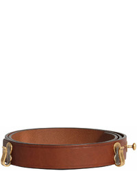Burberry Bridle Leather Belt