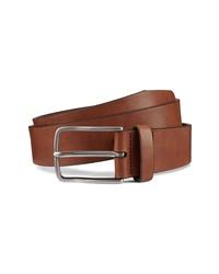 Allen Edmonds Broadway Avenue Leather Belt
