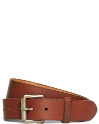 Brooks Brothers Rugged Leather Belt
