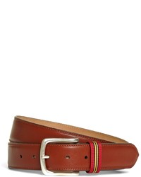 Brooks Brothers Smooth Leather Belt