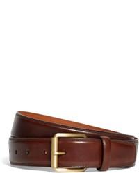 Brooks Brothers Wide Stitch Belt