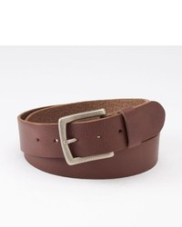Levi's Brown Leather Belt