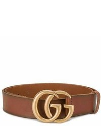 a56905a4011 Women s Brown Belts by Gucci