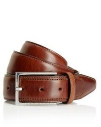 Hugo Boss Callixtos Hand Brushed Leather Belt