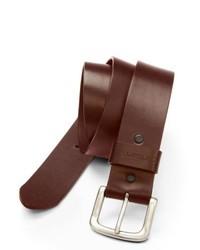 Carhartt Journeyman Leather Belt Brown
