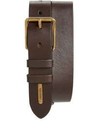 Burberry Casual Brit Leather Belt