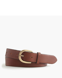 J.Crew Classic Leather Belt