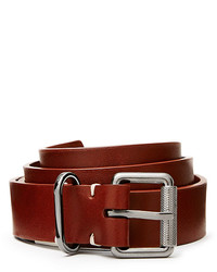 Diane von Furstenberg Runway Leather Belt