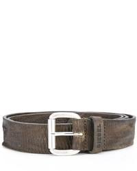 Diesel Textured Belt