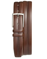 Mezlan Diver Leather Belt