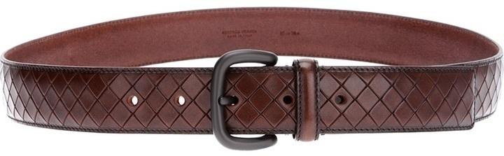 Bottega Veneta Embossed Belt