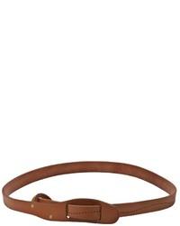 Farah Johnny Leather Twine Belt