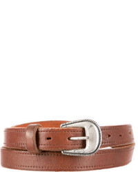 Golden Goose Deluxe Brand Golden Goose Leather Belt