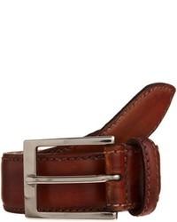 Harris Burnished Leather Belt