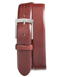 Bosca Heritage Leather Belt