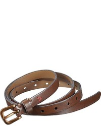 Uniqlo Idlf Vintage Narrow Belt