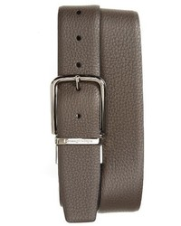 Ermenegildo Zegna Informale Reversible Leather Belt