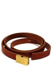Lizzy Disney Leather Belt