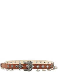 The Kooples Leather Belt