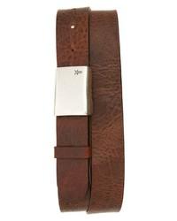 Frye Leather Belt