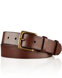 Polo Ralph Lauren Leather West End Belt