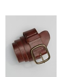 Levi's Leather Belt Brown