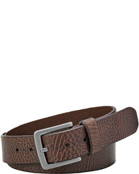 Relic Relic Knox Buff Leather Belt