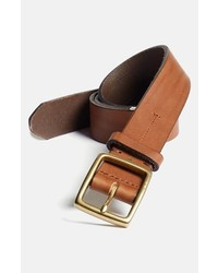 rag & bone Rugged Leather Belt
