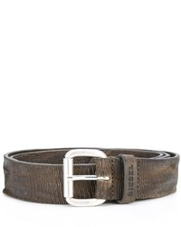Diesel Textured Belt
