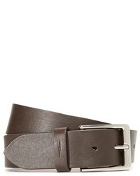 Shinola The 1 12 Lightning Bolt Keeper Belt