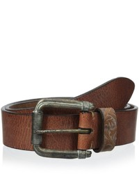 Torino Leather Co. Torino Leather Co Distressed Leather Belt