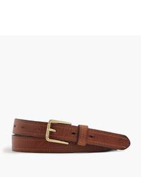 J.Crew Vintage Leather Belt