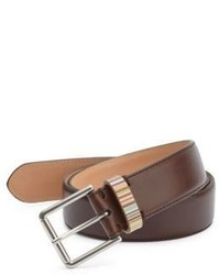 Paul Smith Zamac Buckled Leather Belt