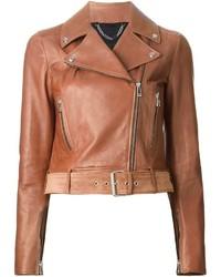 Belstaff Cropped Biker Jacket