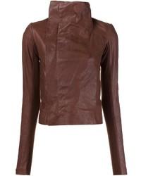 Funnel neck biker jacket medium 1291368