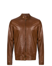 Salvatore Santoro Leather Jacket