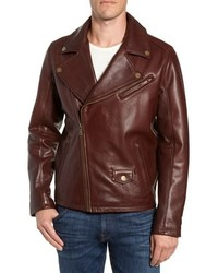 UGG Leather Moto Jacket