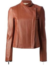 The Row Double Breasted Biker Jacket