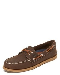Sperry Ao 2 Eye Cross Lace Boat Shoes